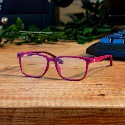 Official Numskull eSports Kids Pink Blue Light Blocking Gaming Glasses found on Bargain Bro UK from yellow bulldog