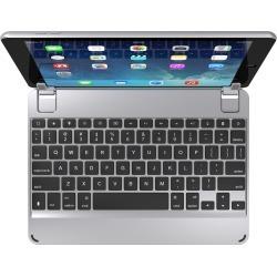 Brydge 9.7 Wireless Bluetooth Keyboard for iPad 6th Gen, 5th Gen & iPad Pro, Space Gray
