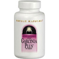 Garcinia Plus 240 Tabs by Source Naturals found on Bargain Bro India from Herbspro - Dynamic for $64.98