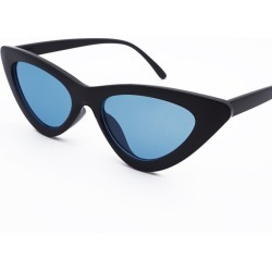 Costbuys  MINCL/Sunglasses Cat's Women Small Size Vintage Retro Black Cat Sun Glasses for Female Protection/decoration LXL - bla found on Bargain Bro India from cost buys for $79.90