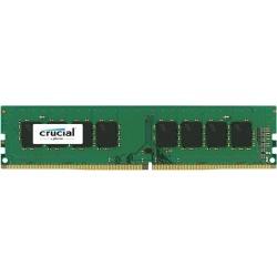 Crucial 4Gb Ddr4 Udimm 2666Mhz Cl19 Unbuffered Single Stick Pc Ram