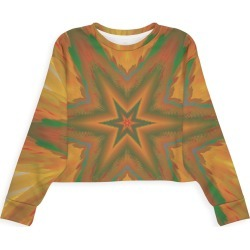 Modern Eco Sweatshirt - Star by Haris Kavalla Original Artist found on Bargain Bro India from SHOPVIDA for $80.00