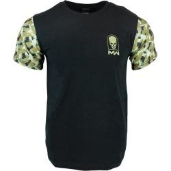 Official Call of Duty Modern Warfare Skull T-Shirt - UK S