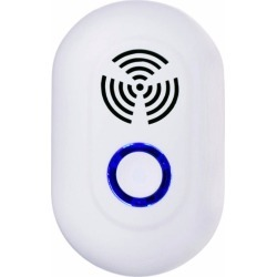 Costbuys  Hot Sale Pest Repeller Electronic Ultrasonic Pest Control Repeller For Rejecting Mosquito Mouse Multi-Function Pest Re