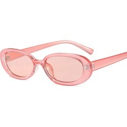 Costbuys  2018 Small Oval Sunglasses Women Cat Brand Designer Vintage Retro Skinny Cateye Frame Tiny Sun Glasses Shades  FML - p found on Bargain Bro India from cost buys for $72.73