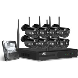 Wireless Security System 2Tb 8Ch Nvr 1080P 8 Camera Sets found on Bargain Bro India from Simply Wholesale for $520.07