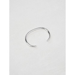 All Blues Hungry Snake Bracelet XS / Silver found on MODAPINS from theundone.com for USD $263.03
