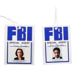 The X-Files Agent Scully & and Mulder Air Freshener found on Bargain Bro India from Toynk Toys for $9.99