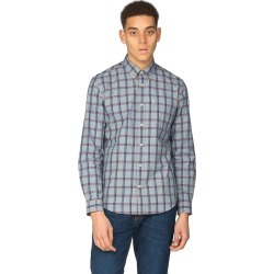 Ben Sherman Long Sleeve Slub Stripe Check - Men's found on MODAPINS from The Last Hunt for USD $30.24