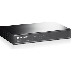 TP-Link 8-Port 10/100M PoE Switch found on Bargain Bro India from Simply Wholesale for $67.88