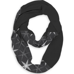 Infinity Eco Scarf - Half Stars by VIDA Original Artist found on Bargain Bro India from SHOPVIDA for $45.00