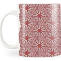 Classic Mug - Fiery Red #4 in Pink/Red/White by PRIDE Original Artist found on Bargain Bro India from SHOPVIDA for $20.00