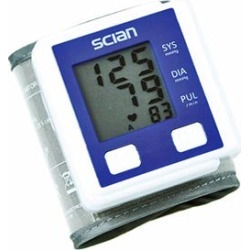 Scian Wrist Blood Pressure Monitor