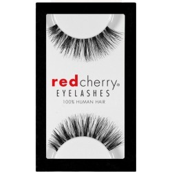 Red Cherry #415 Ivy False Eyelashes, Fake Lashes Black found on Makeup Collection from FalseEyelashes.co.uk for GBP 4.15