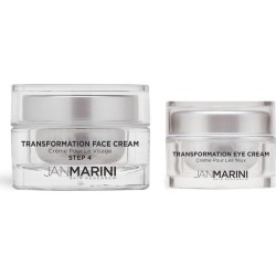 Perfect Product Pair: Jan Marini Transformation Face Cream + Transformation Eye Cream found on Makeup Collection from Face the Future for GBP 105.04