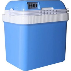 24L Insulated Box Cooler Heating Portable Storage Camping Fridge found on Bargain Bro from Simply Wholesale for USD $105.42