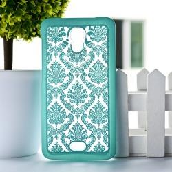 Costbuys  Cell Phone Covers Cases For Explay Vega  Cover Hollow Flower Plastic Shell Hood  For Explay Vega Case Capa Fundas - Gr