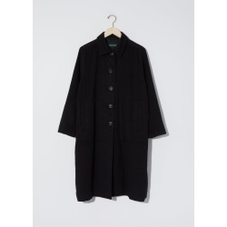 Casey Casey Cashmere Belge Coat Black Size: Medium found on MODAPINS from la garconne for USD $1860.00