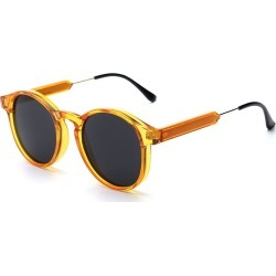 Costbuys  Sunglasses Shades round gothic steampunk Vintage sunglasses for men women Brand design steampunk vintage classic mirro found on Bargain Bro India from cost buys for $41.85