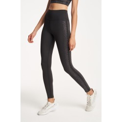 Beach Riot Stud Leggings in Black Bandier found on MODAPINS from bandier for USD $124.97