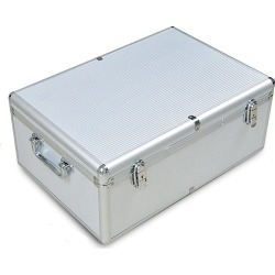 Aluminium Cd Case Dvd Case With Bluray Lock