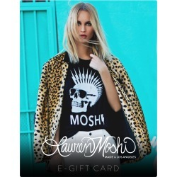 Gift Card - $500 Moshi Skull found on Bargain Bro India from lauren moshi for $500.00