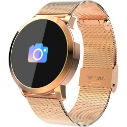 Costbuys  Watch Smartwatch Women Men Heart Rate Blood Pressure Oxygen Monitor OLED Screen Bluetooth Sport Watch Wearable Devices found on MODAPINS from cost buys for USD $213.66