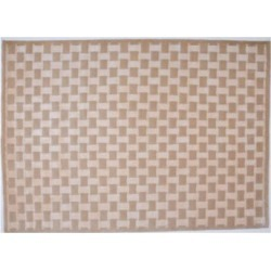 Malmo Star Beige Wool Rug found on Bargain Bro Philippines from Simply Wholesale for $437.47