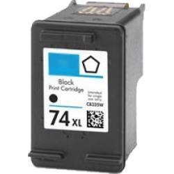 Compatible HP 74XL Black -Ink  (CB336WN) found on Bargain Bro India from Quest 4 Toner for $11.34