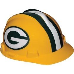 MSA V-Gard® NFL Logo Hard Hat, Green Bay Packers