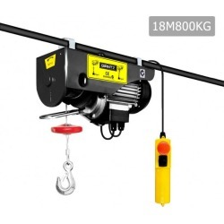 GIANTZ 800KG 1300W Electric Hoist found on Bargain Bro India from Simply Wholesale for $192.70