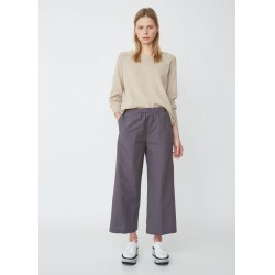 Aspesi Pinstriped Wide Leg Trousers Grey Size: IT 44 found on MODAPINS from la garconne for USD $310.00