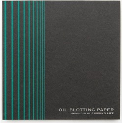 Oil Blotting Paper found on MODAPINS from The Line LLC for USD $8.00