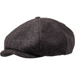 8f73cb7e11949 Costbuys Wool Caps for Women Coffee British Painters Hat Autumn Winter Caps  And Hats - Coffee