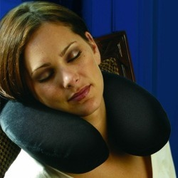 ErgoTravel Neck Pillow by Relax The Back