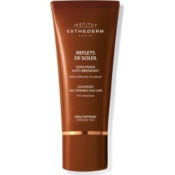 Institut Esthederm Intense Tan Self-Tanning Face Cream 50ml found on MODAPINS from Face the Future for USD $43.41
