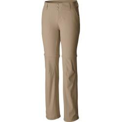Columbia Women's Saturday Trail™ II Stretch Convertible Pants, 10 / Regular / Tan