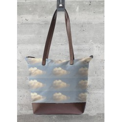 Statement Bag - WHITNEY'S CLOUD by VIDA found on Bargain Bro India from SHOPVIDA for $95.00