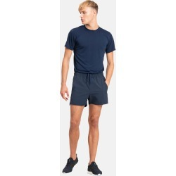 Norse Projects Winn Running Shorts - Dark Navy Blue found on Bargain Bro UK from Urban Excess