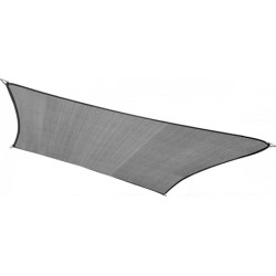 Wallaroo Rectangular Shade Sail 3 X 5 Grey found on Bargain Bro India from Simply Wholesale for $73.07