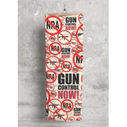 Modal Scarf - Gun Control Now! Journal by VIDA Original Artist