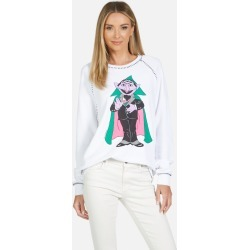 Jocelyn The Count - White S found on MODAPINS from lauren moshi for USD $198.00