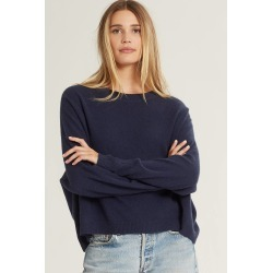Naked Cashmere Women's Lina Crew Neck Sweater - Navy - S
