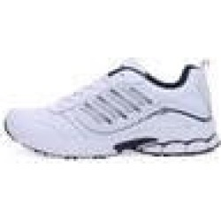 Costbuys  Men Running Shoes Outdoor Walking Sneakers Comfortable Athletic Shoes Men For Sport - White / 11