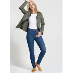 Yummie High Rise Skinny Jean