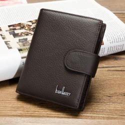 Costbuys  Men Wallet Genius Leather Portfolio Famous Designers Male Clutch Passcard Bag Money Pocket Large Capacity Coin Purses  found on Bargain Bro India from cost buys for $71.35