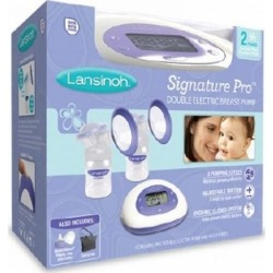 Double Electric Breast Pump Kit - 1 Each by Lansinoh Laboratories