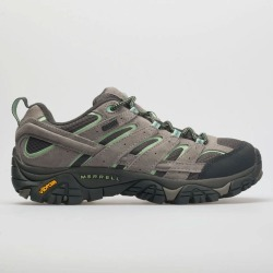 Merrell Moab 2 Waterproof Women's Hiking Shoes Drizzle/Mint found on Bargain Bro India from Holabird Sports for $119.95