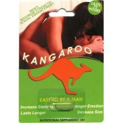 Kangaroo Male Sexual Enhancement Supplement