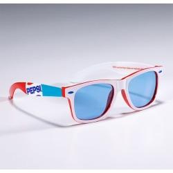 Official Pepsi Sunglasses found on Bargain Bro UK from yellow bulldog